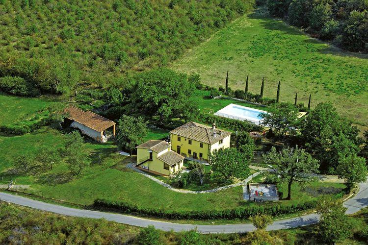 met je hond naar dit vakantiehuis in Terranuova Bracciolini (arezzo)