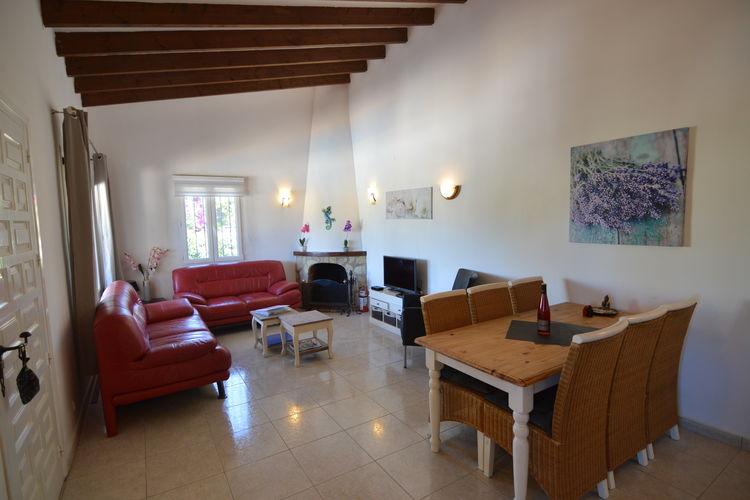 Villa Spanje, Costa Blanca, Moraira Villa ES-03724-53