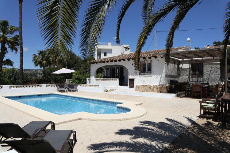 Villa met zwembad met wifi  MorairaCasa Afuera