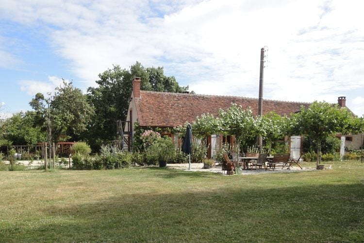 vakantiehuis Frankrijk, Region Centre, Oussoy en Gâtinais vakantiehuis FR-03122-01