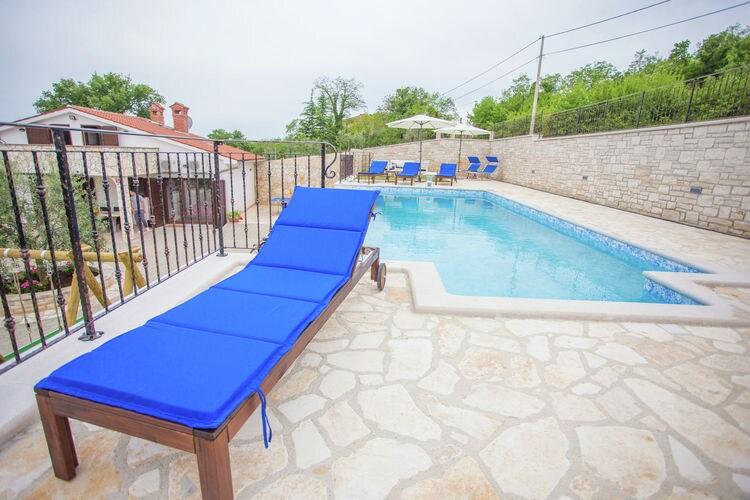 Villa Kroatië, Istrie, Karojba Villa HR-52423-03