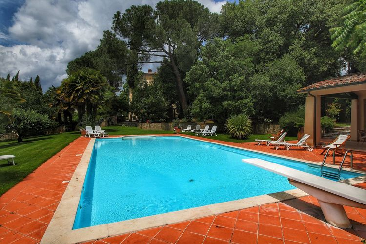Villas Italie | Toscana | Villa te huur in Sinalunga    6 personen