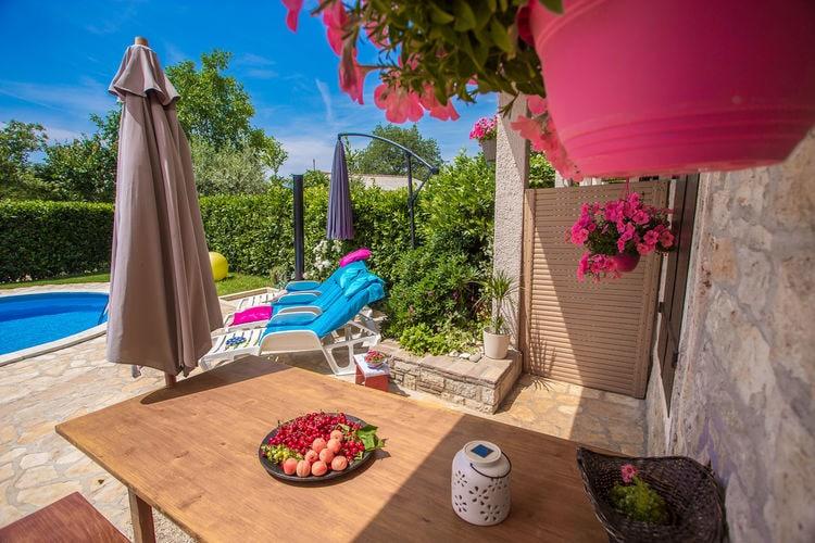 vakantiehuis Kroatië, Istrie, Cervari vakantiehuis HR-52352-23