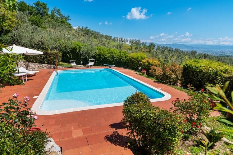 Villa Italië, Toscana, Carmignano Villa IT-59015-03