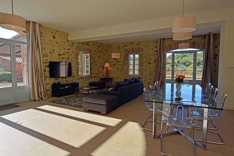 Villa Frankrijk, Languedoc-roussillon, Bizanet Villa FR-11100-17