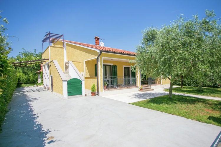 vakantiehuis Kroatië, Istrie, Porec vakantiehuis HR-52440-128