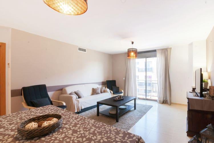 Appartement Spanje, Costa Brava, Sant Pere Pescador Appartement ES-17470-40