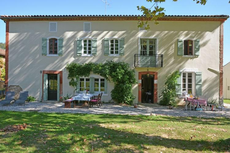 Villa  met wifi  Artigat  Gîte Marque