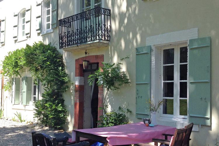 Villa Frankrijk, Midi-Pyrenees, Artigat Villa FR-09130-06