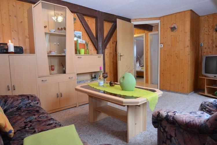 Appartement Duitsland, Saksen, Lichtenhain Appartement DE-01855-17