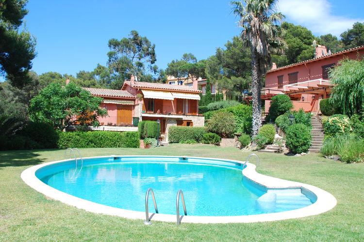 vakantiehuis Spanje, Costa Brava, Llafranch vakantiehuis ES-17211-07