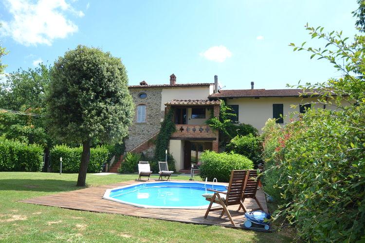 Civitella-in-val-di-Chiana Vakantiewoningen te huur Al Colle Basso