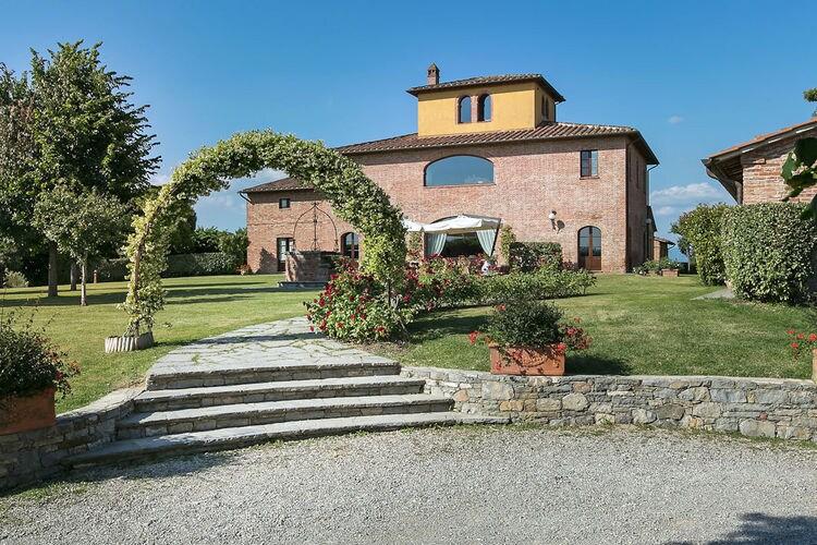 Bettolle Vakantiewoningen te huur Villa Magenta