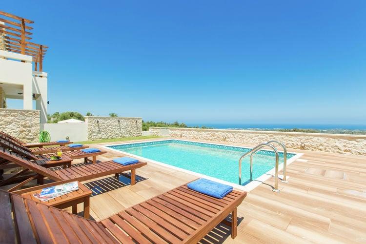 Villa Griekenland, kreta, Roupes Villa GR-74052-16