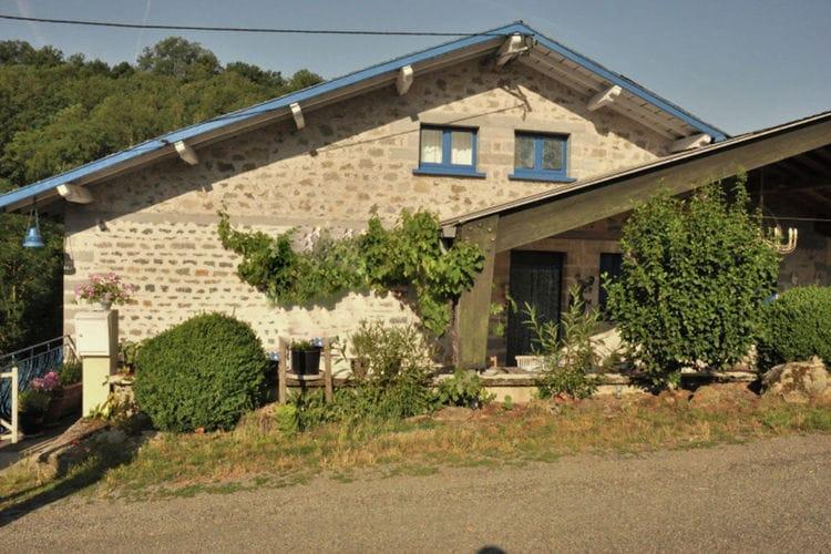 Frankrijk | Midi-Pyrenees | Villa te huur in Brandonnet met zwembad  met wifi 6 personen