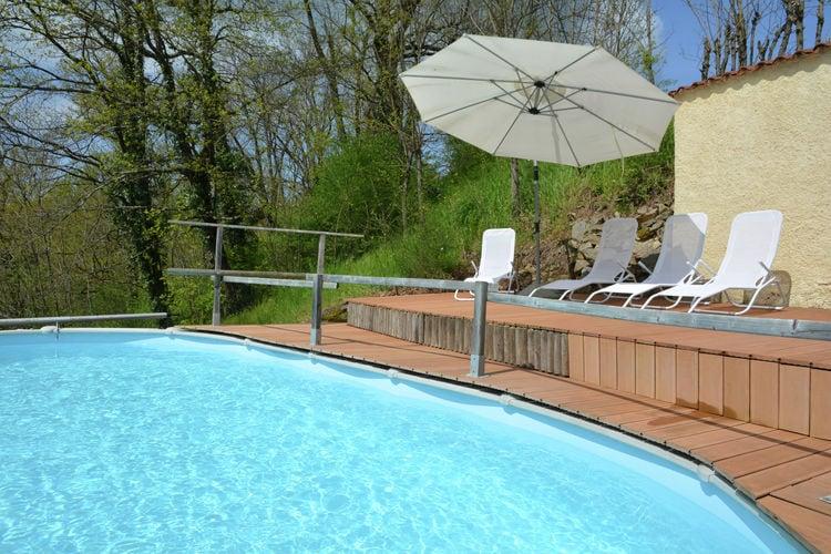 Villa Frankrijk, Midi-Pyrenees, Brandonnet Villa FR-12350-03