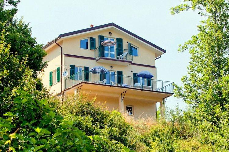 Vakantiehuizen Italie | Lig | Vakantiehuis te huur in Sesta-Godano   met wifi 14 personen