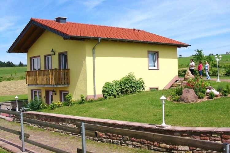 Vakantiehuizen Eifel te huur Gransdorf- DE-54533-33   met wifi te huur