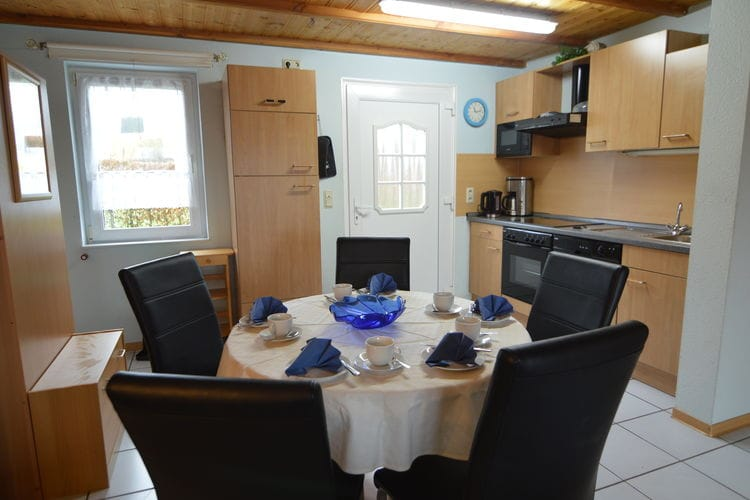Appartement Duitsland, Eifel, Gransdorf Appartement DE-54533-33