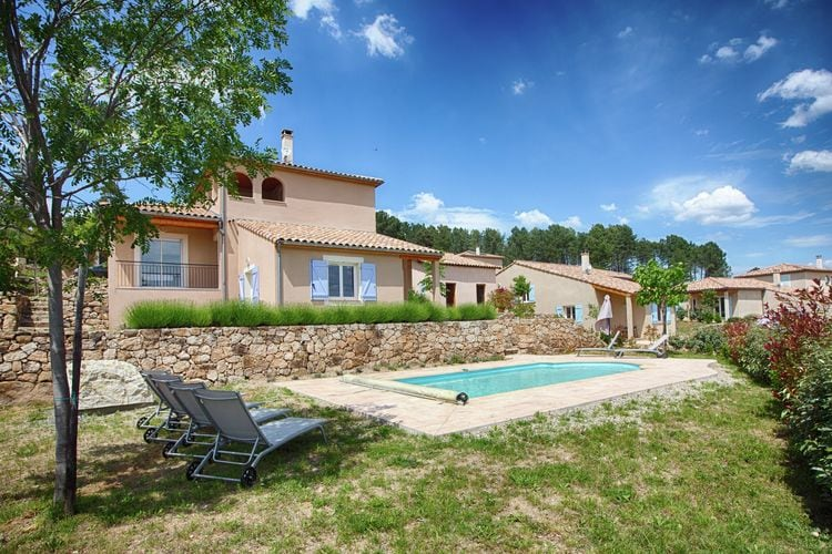 Villa met zwembad met wifi  ArdecheVilla Joyeuse 22