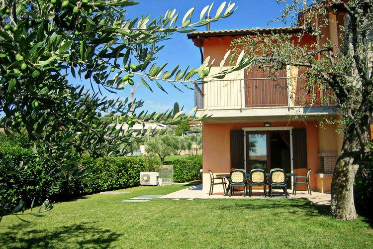 Vakantiehuizen Italie | Italiaanse-Meren | Vakantiehuis te huur in Bardolino met zwembad  met wifi 8 personen