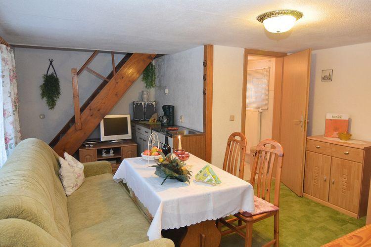Vakantiewoning Duitsland, Berlijn, Güntersberge vakantiewoning DE-06493-14