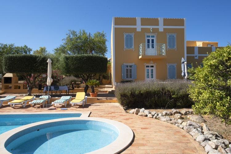 Vakantiehuizen Portugal | Algarve | Vakantiehuis te huur in Loule met zwembad  met wifi 6 personen