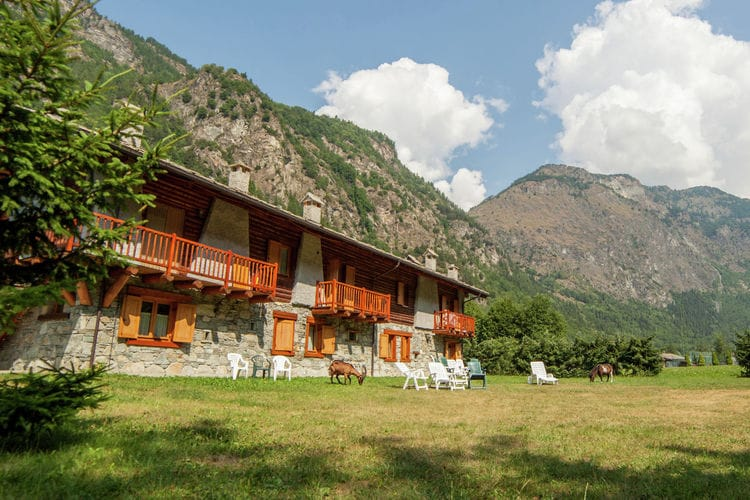 Vakantiewoning Italië, Val-daosta, Antey st. Andre Appartement IT-11020-31