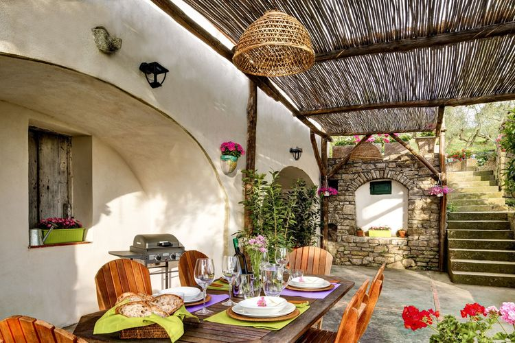 Italie / Campania | Vakantiehuis  met wifi  - Massa Lubrense  Casale Staiano