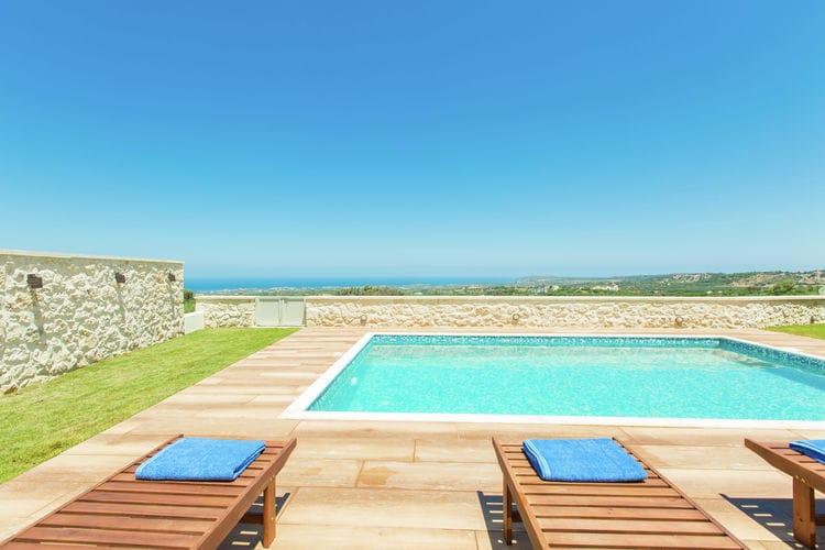 Villa Griekenland, kreta, Roupes Villa GR-74052-17