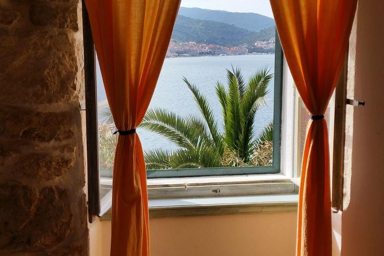 Appartement Kroatië, eld, Vis Appartement HR-00248-01