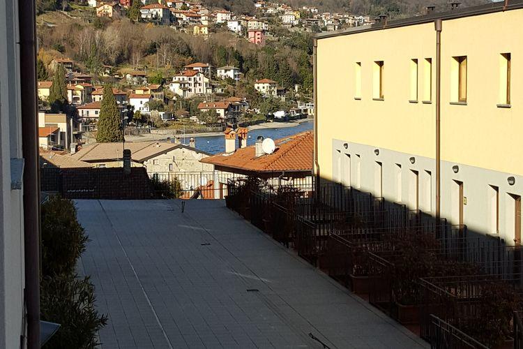 Italiaanse Meren Appartementen te huur Appartement met 2 slaapkamers, 2 badkamers en een terras op 100 meter van het meer