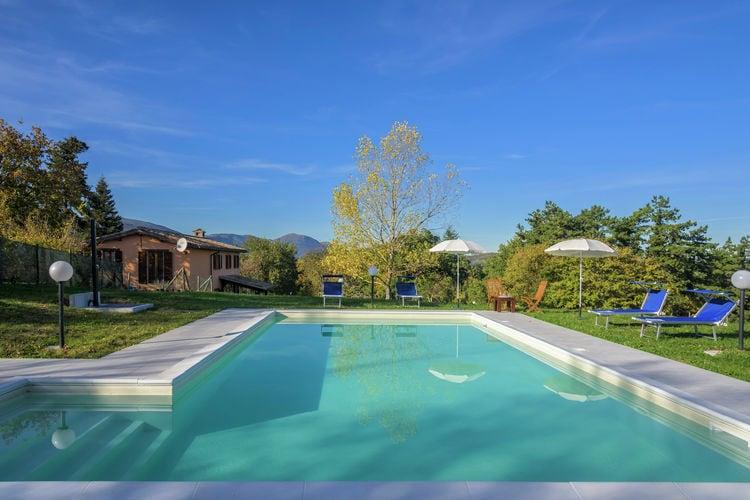 Villa Gelsomino - Accommodation - Pievebovigliana
