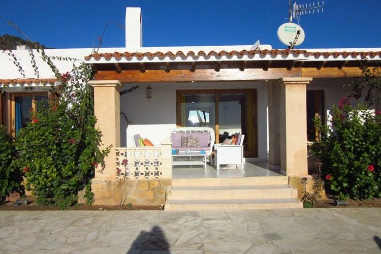 vakantiehuis Spanje, Ibiza, Es Cubells vakantiehuis ES-07830-44