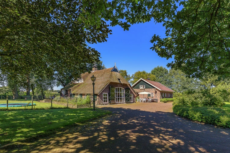 Villa Nederland, Overijssel, Rheezerveen Villa NL-6760-01