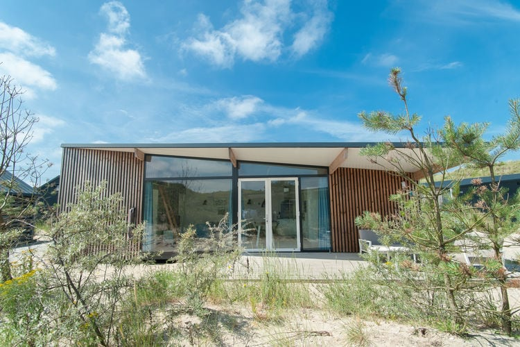Vakantiehuizen Nederland | Noord-Holland | Vakantiehuis te huur in Bloemendaal   met wifi 6 personen