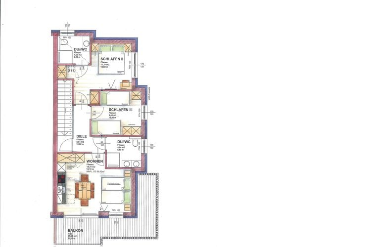 Ref: AT-5721-102 3 Bedrooms Price