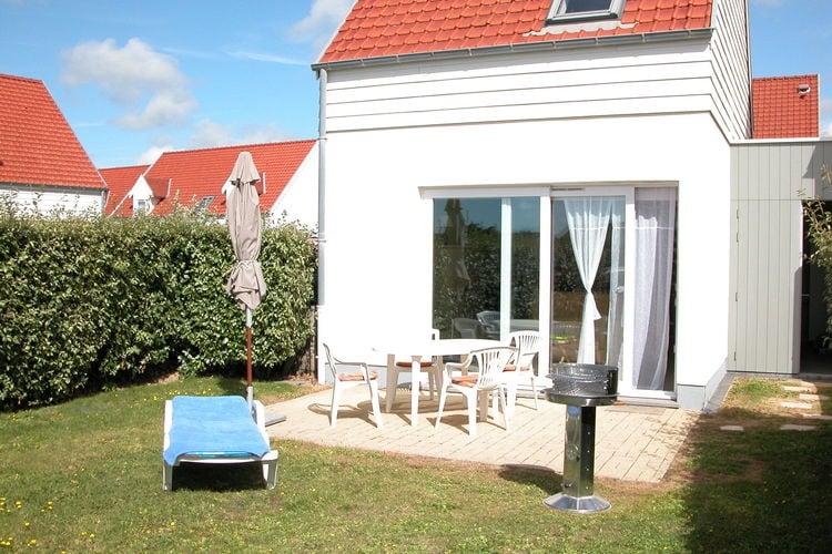 Picardie Vakantiewoningen te huur Heerlijke vakantiewoning direct gelegen aan strand, golfbaan en natuurpark
