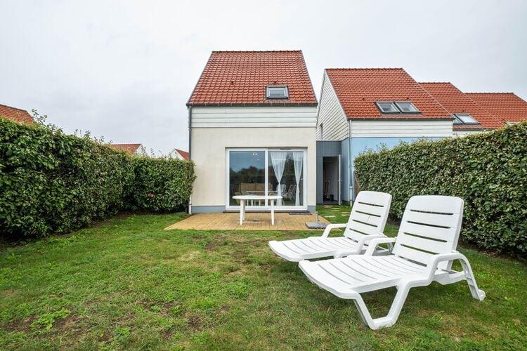 Vakantiehuizen Frankrijk | Picardie | Vakantiehuis te huur in Wimereux   met wifi 4 personen