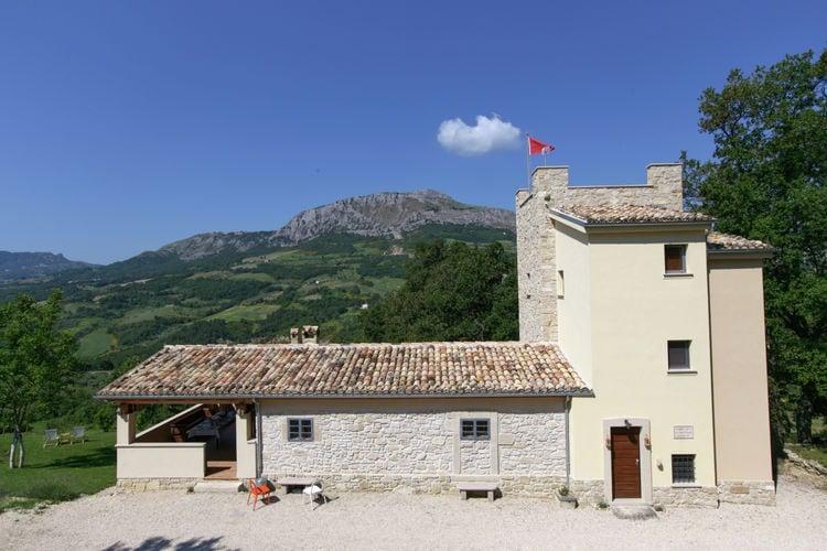 Villa Italië, Abruzzo, Pietranico Villa IT-65020-11