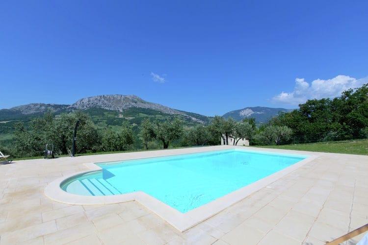 Vakantiehuizen Abruzzo te huur Pietranico- IT-65020-11 met zwembad  met wifi te huur