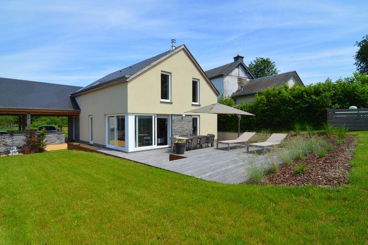 Vakantiehuizen Belgie | Luxemburg | Vakantiehuis te huur in Houffalize   met wifi 8 personen