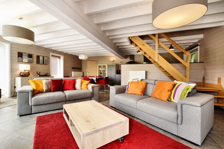 vakantiehuis België, Luxemburg, Wilogne vakantiehuis BE-0079-02