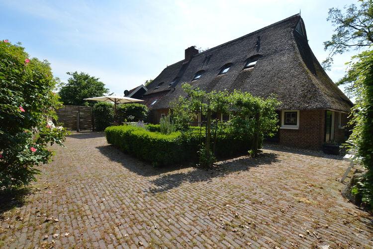 Nederland | Overijssel | Boerderij te huur in Zuna   met wifi 6 personen