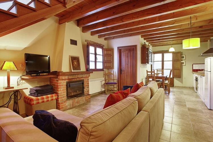 vakantiehuis Spanje, Het Groene Spanje, Nava vakantiehuis ES-00750-01