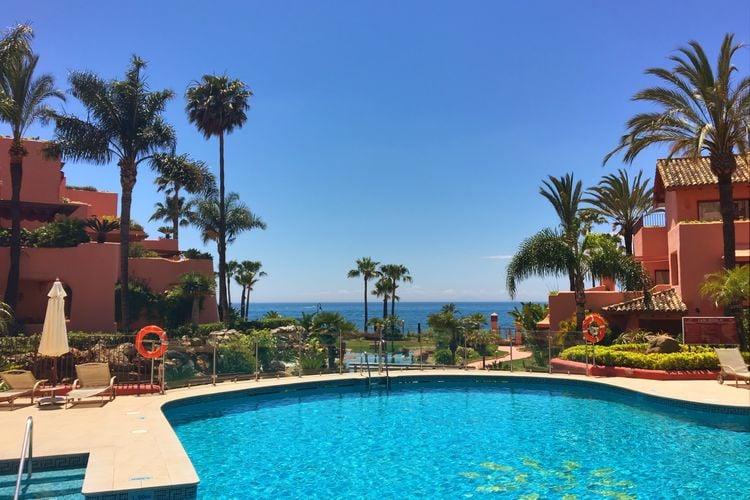 Appartement met zwembad met wifi  Costa del SolCabo Bermejo