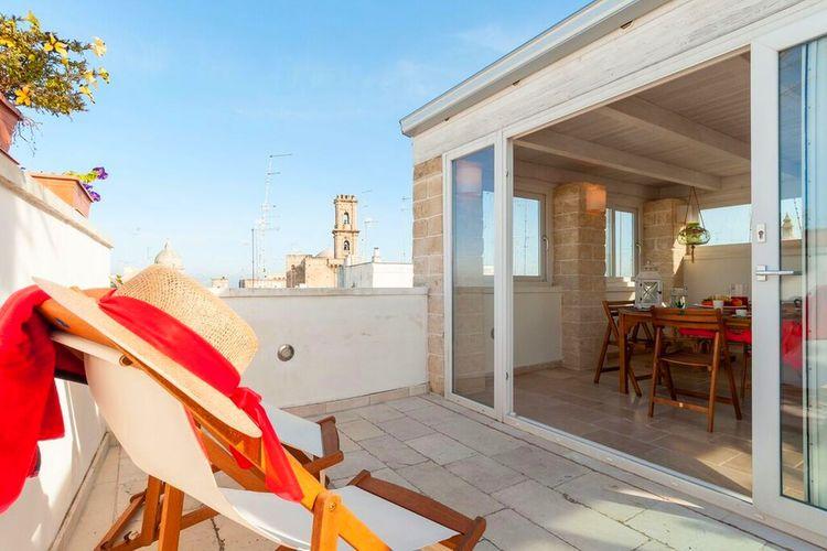 Vakantiehuis  met wifi  Monopoli  Oasi del sole