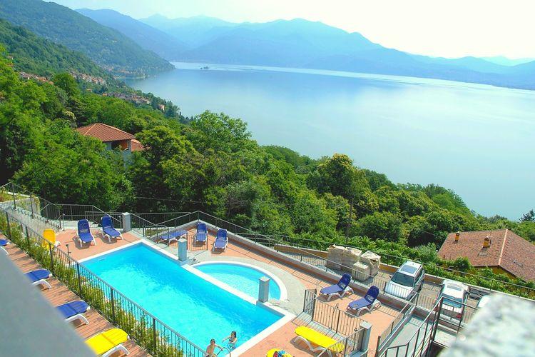 Appartement met zwembad   Italiaanse MerenVigna Trilo Quattro piu Due