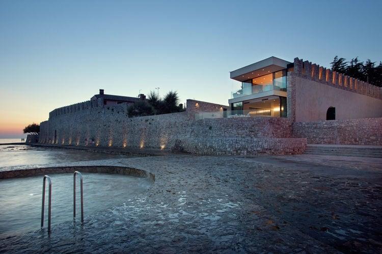 Novigrad Vakantiewoningen te huur Villa Cittanova
