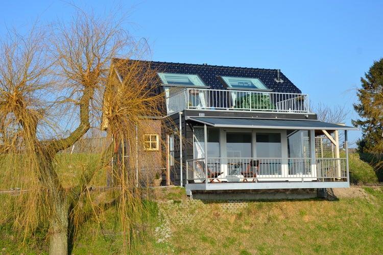 Gelderland Appartementen te huur Appartement op begane grond met prachtig uitzicht en aanlegsteiger aan de Maas